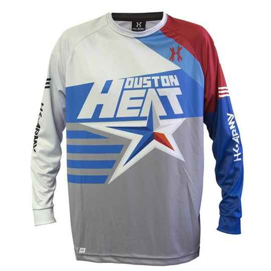 Houston Heat Practice Jersey