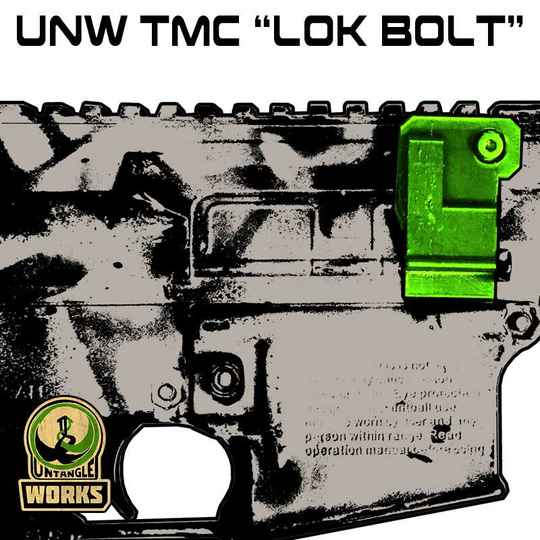 "UNW TMC ""LOCK Bolt"""