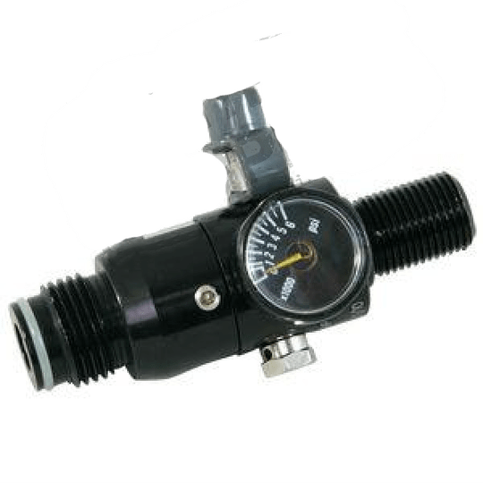 HP Regulator Black 300BAR/4500PSI