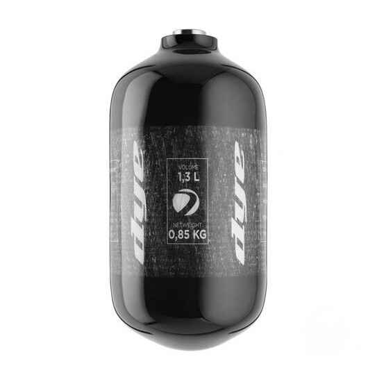 Dye Core Air Tank 1.3L Black 300BAR/4500PSI
