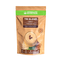 Herbalife Tri Blend Select Coffee karamel 600 g