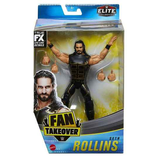 Fan Takeover Seth Rollins elite
