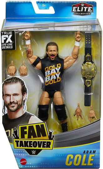 Fan Takeover Adam Cole elite