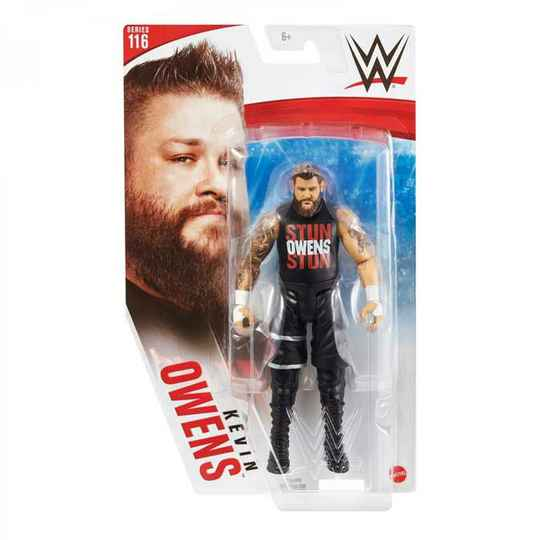 Series 116 Kevin Owens basic