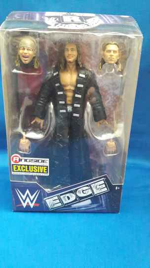 Edge Edgeheads exclusive elite figure