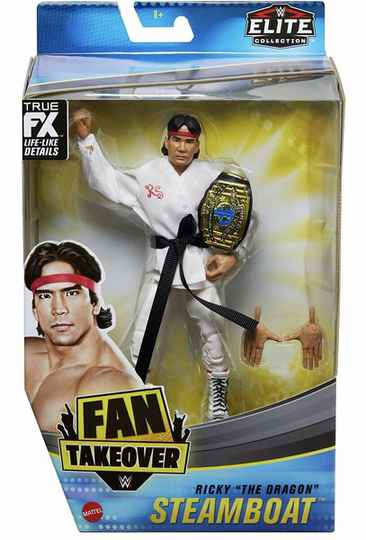 Fan Takeover Ricky The Dragon Steamboat elite