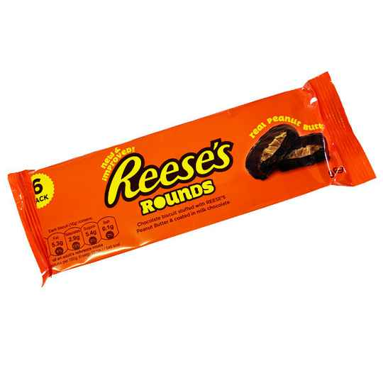 Reese's rounds 6pack