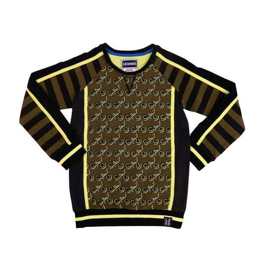 Legends22 Jongens Sweater BMX my day