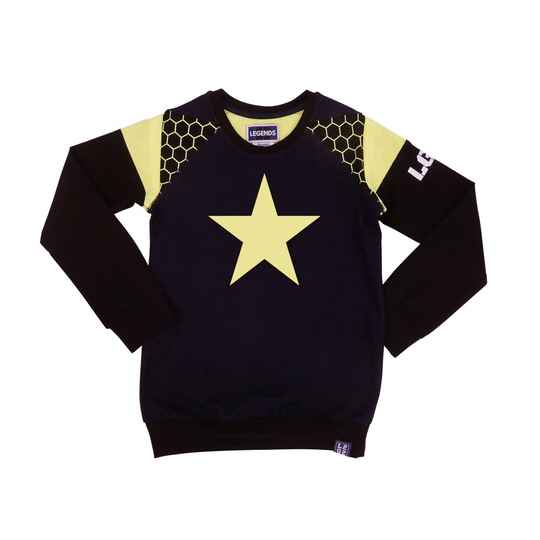 Legends22 Jongens Sweater Star