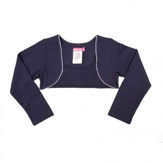 Baby Girl Baby Bolero - Dark Blue