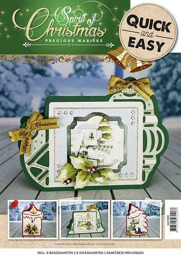 Quick and Easy 1 - Spirit of Christmas  Quick and Easy