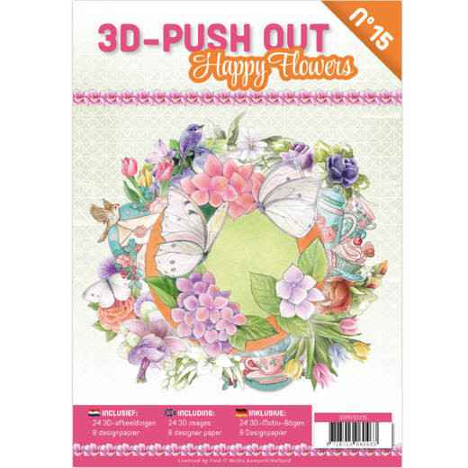 3D Pushout Book 15