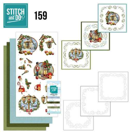 Stitch and Do 159 - Amy Design - History of Christmas