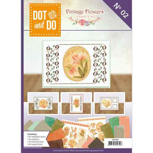 Dot and Do A6 Boek 2