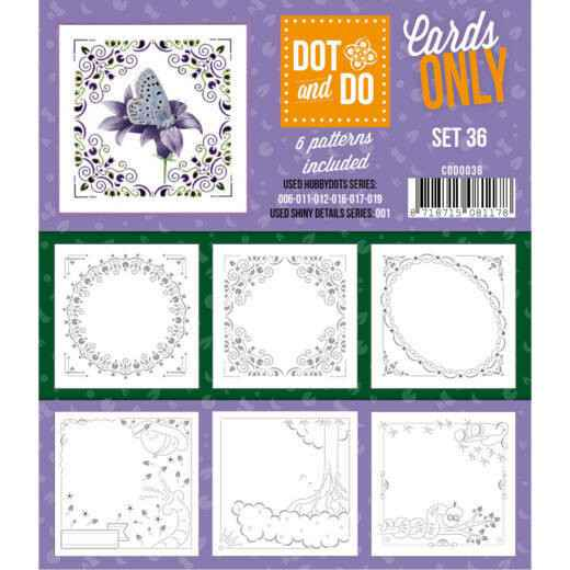 Dot and Do - Cards Only - Set 36
