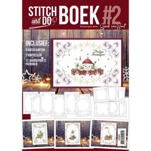 Stitch and Do Boek 2