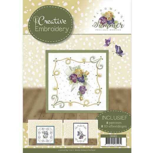 Creative Embroidery 2 - Precious Marieke - Blooming Summer