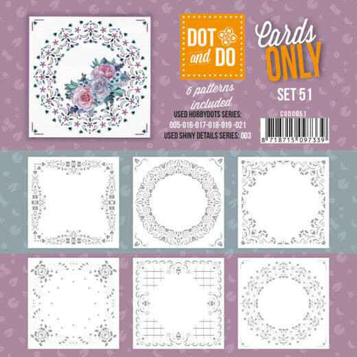 Dot and Do - Cards Only - Set 51