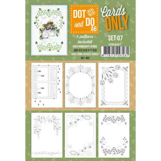 Dot and Do - Cards Only - Set 07