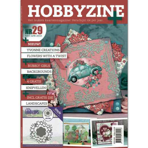 Hobbyzine plus nr 29