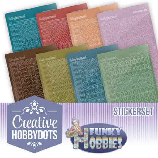 Creative Hobbydots 9 - Sticker Set