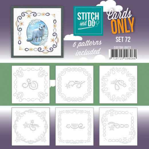 Stitch and Do - Cards Only Stitch 4K - 72