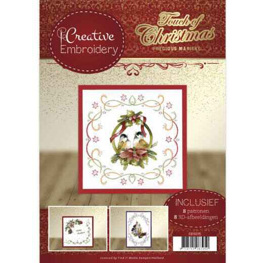 Creative Embroidery 15 - Precious Marieke - Touch of Christmas