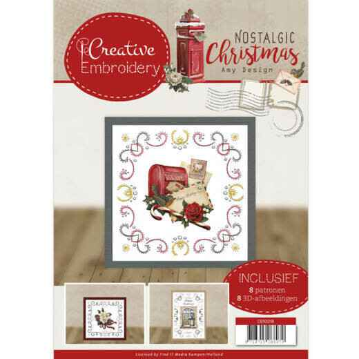 Creative Embroidery 18 - Amy Design - Nostalgic Christmas