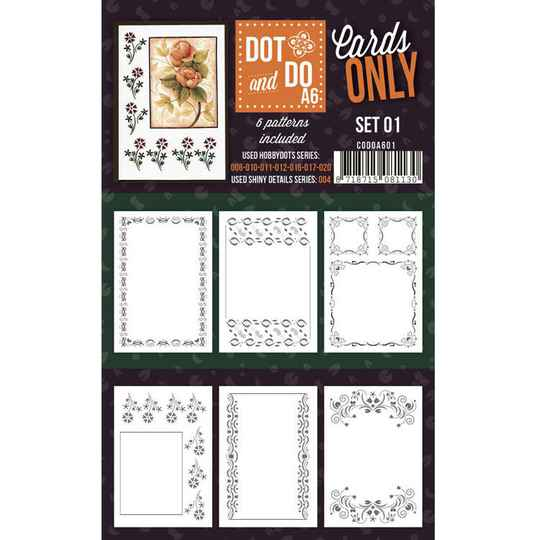 Dot and Do - Cards Only - Set 01