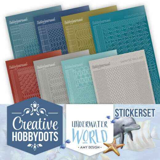 Creative Hobbydots 3 - Sticker Set