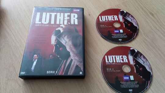 2DVD Luther serie 1
