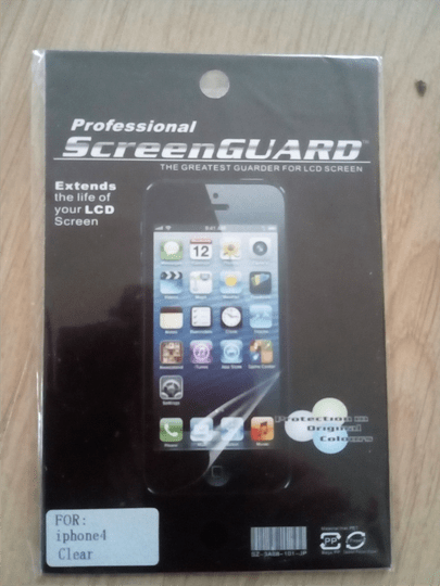 Professional Screen guard