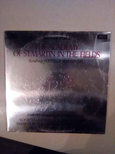 2LP The academy of ST.Martin-in-fields