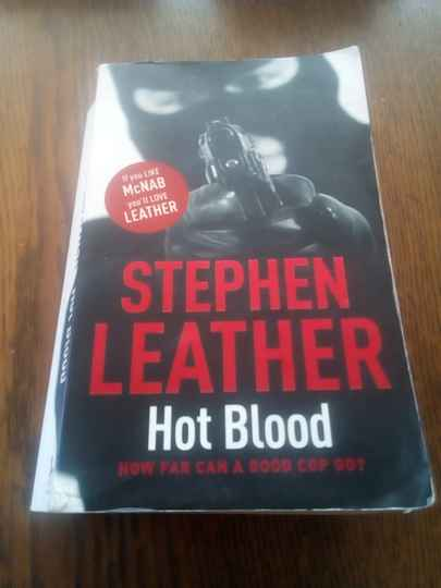 Stephen Leather - Hot blood