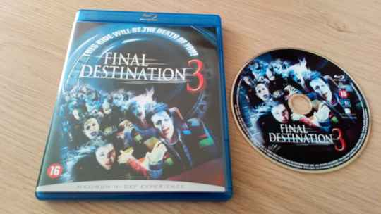 Blu-ray Final destination 3