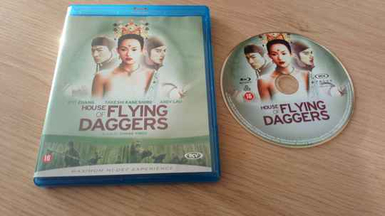 Blu-ray House of flying daggers