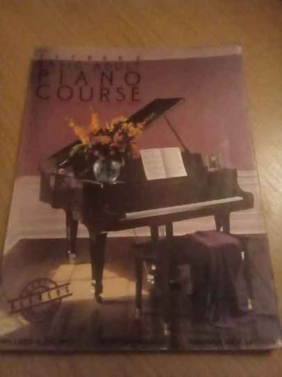 Alfred's basic adult sacred piano book level one