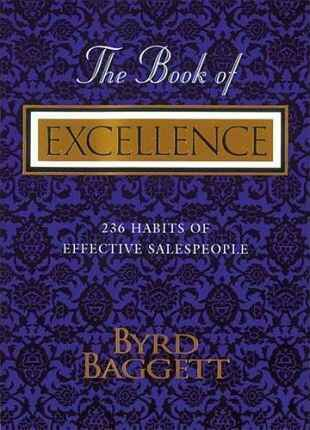 Byrd Bagget - The Book of Excellence (ENGLISH)