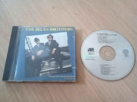 CD The blues brothers
