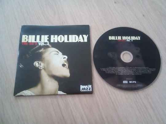 CD Billie Holiday the 50's vol.2