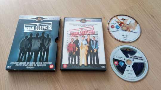 2DVD The Usual Suspects