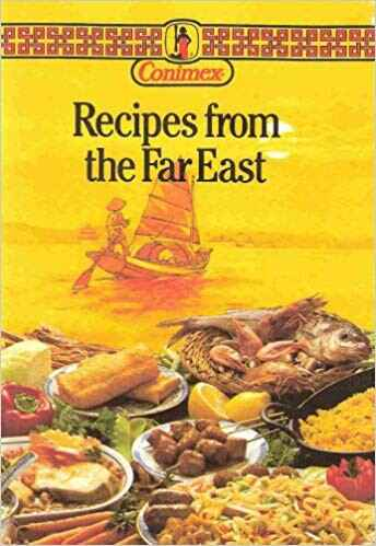 Conimex - Recipes from the far east