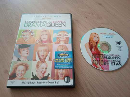 DVD Confessions of a teenage drama queen