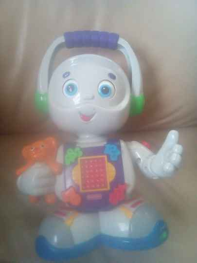 Fisher Price Roboter