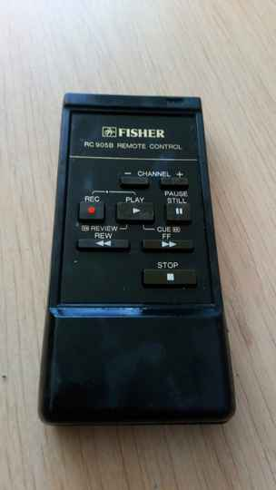 Afstandsbediening TV RC 905B Remote control