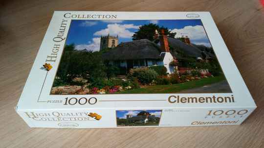 Puzzel High Quality Collection Clementoni
