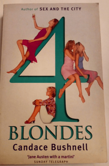 Candace Bushnell - 4 Blondes ( ENGLISH )