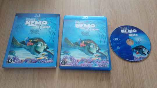 Blu-ray Finding Nemo