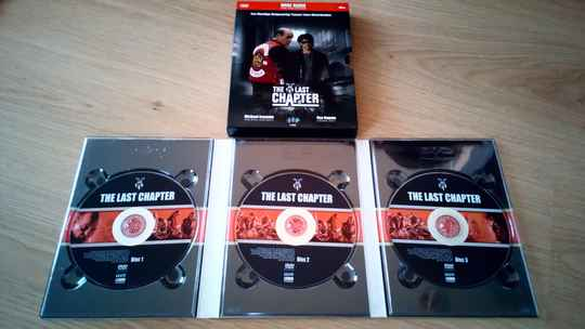 3 DVD The last chapter
