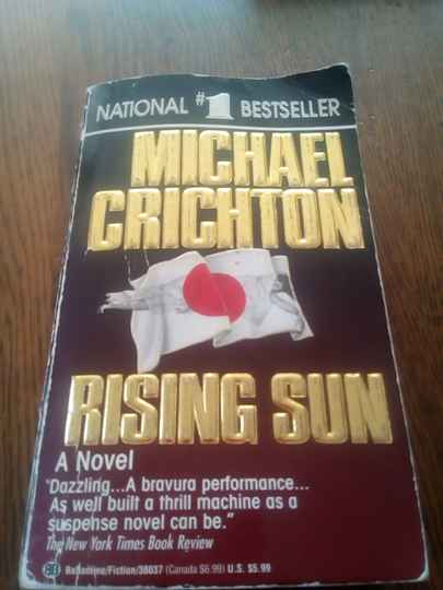 Rising Sun - Michael Crichton ( ENGLISH )